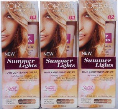 Осветляющий гель для волос: инструкция, фото результата, отзывы покупателей