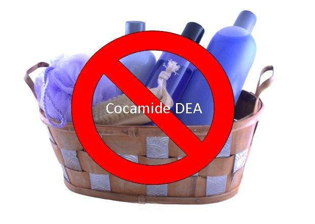 Cocamide mea: вред вещества
