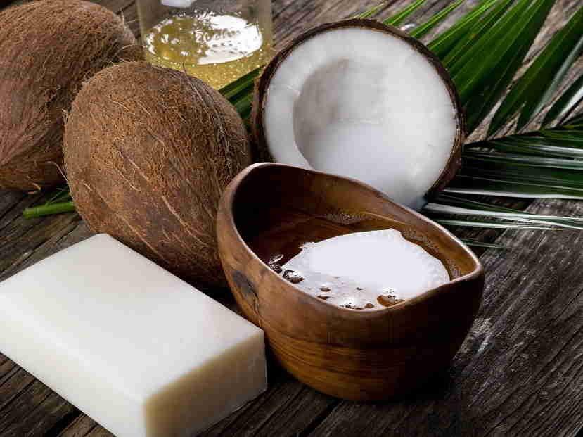 Моющие средства на основе кокосового масла