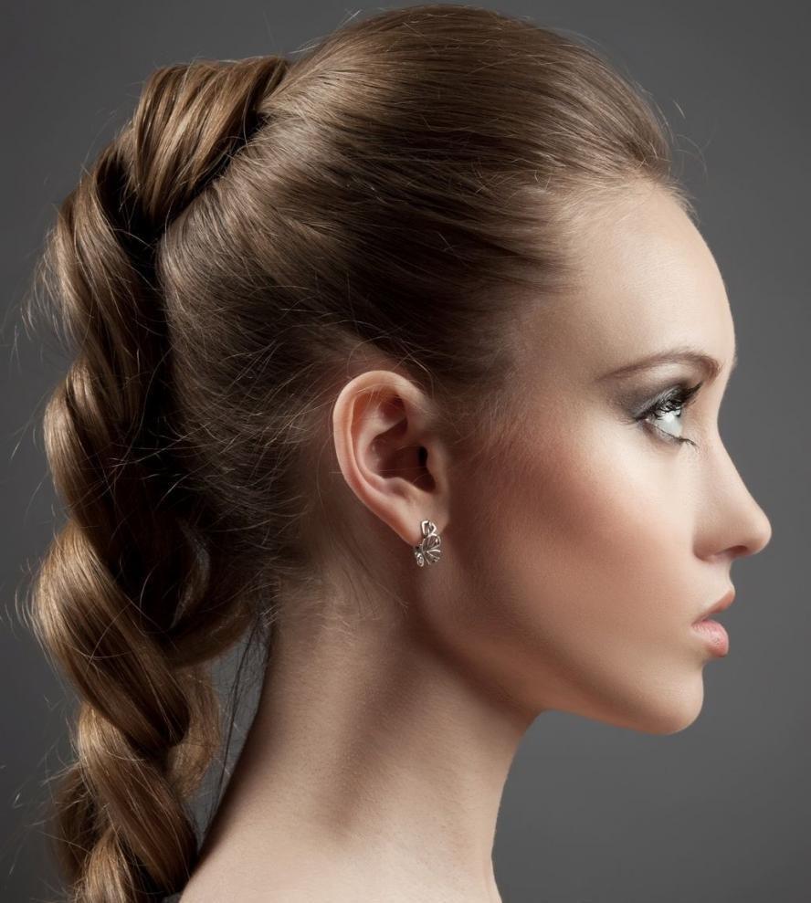 Прически на длинные волосы самостоятельно