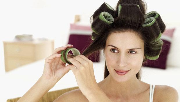 Способы накручивания волос на бигуди