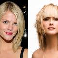 Модельная стрижка женская на средние волосы: фото с названиями, идеи укладки