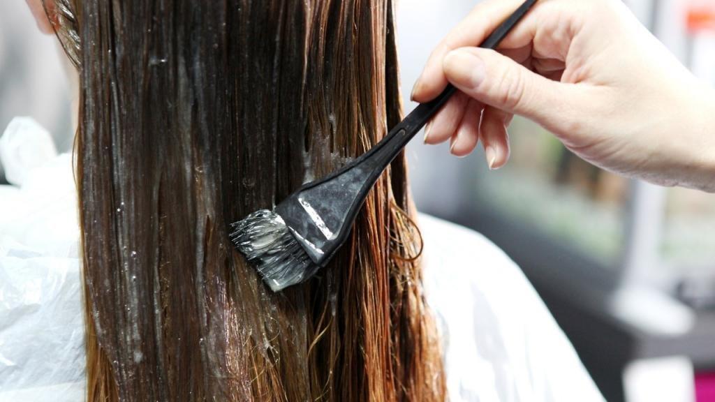 как правильно покрасить волосы