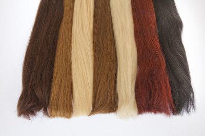 Как покрасить искусственные волосы: правила и особенности окрашивания