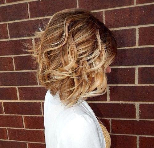 Завивка коротких волос в домашних условиях