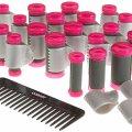 Как правильно накрутить волосы на термобигуди: пошаговая инструкция, секреты красивых локонов, фото