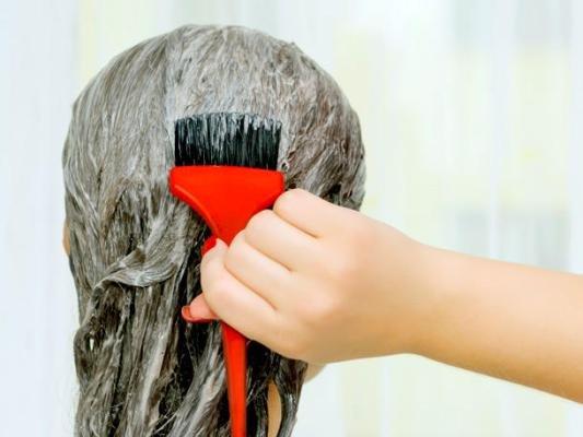 палитра красок для волос рябина