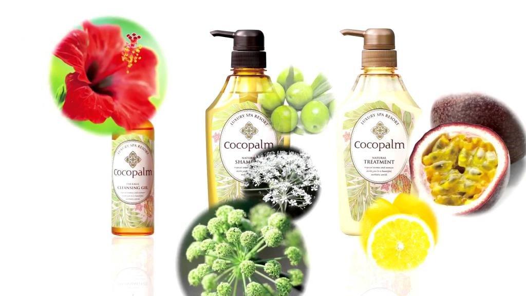 Продукция Cocopalm