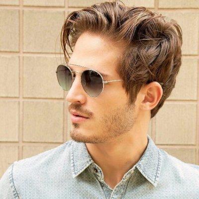 Стильные мужские стрижки: короткие, средней длины, выбор по типу лица, советы парикмахеров