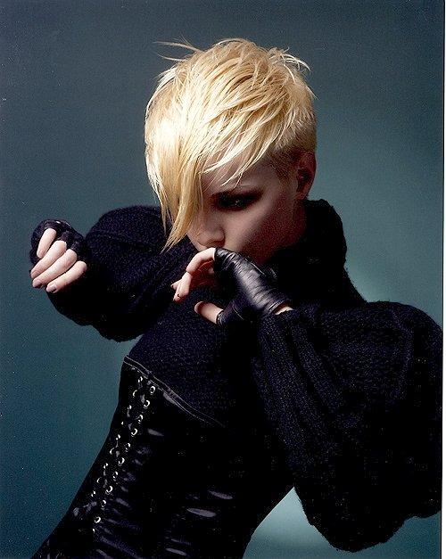 Цвет блонд