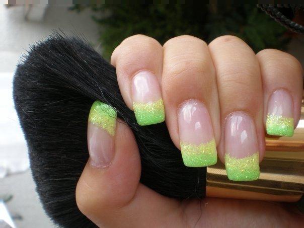 Ногти летний дизайн фото френч